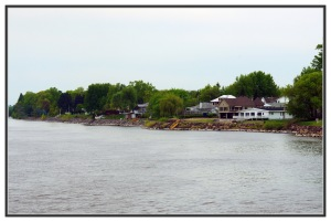Rives et grands fleuves