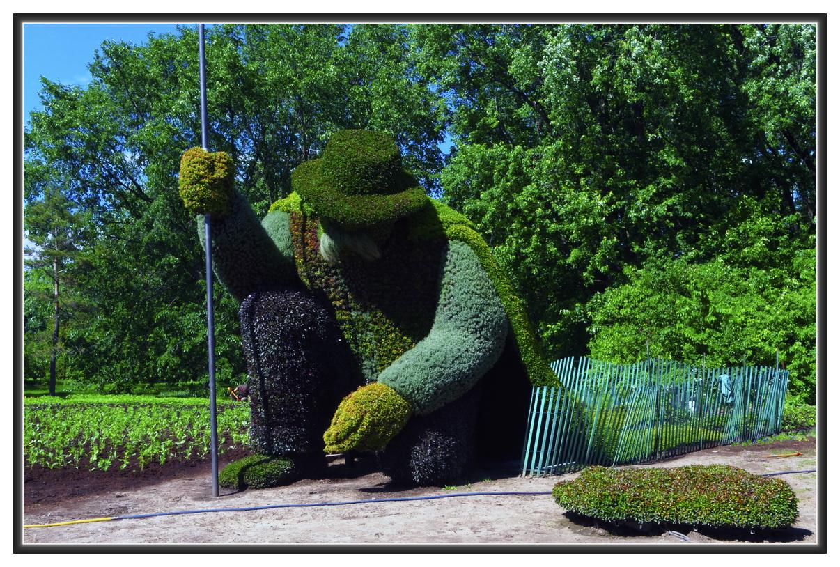 Exp dier les affaires courantes d couvrir le qu bec for Amis jardin botanique