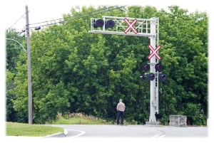 L'industrie ferroviaire d'Upton