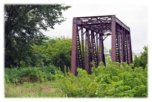 Le chemin de fer de Upton